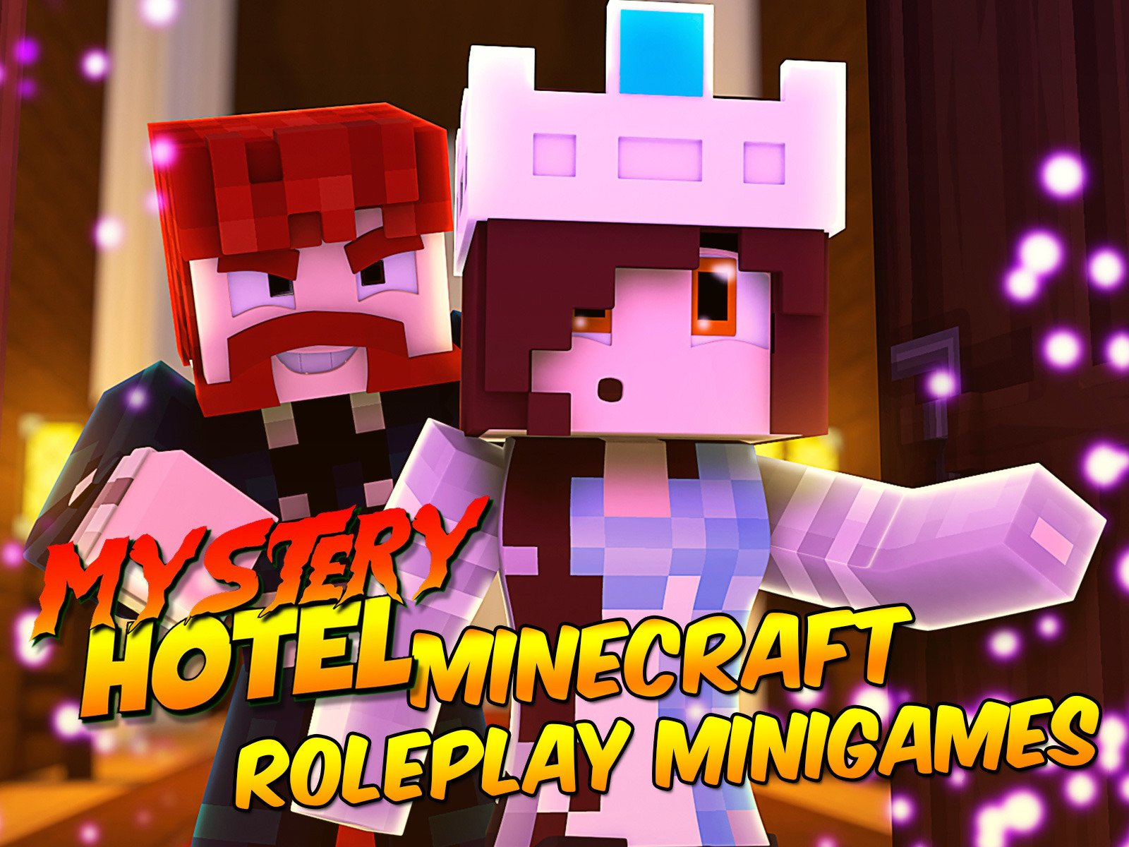 Clip: Mystery Hotel (Minecraft Roleplay Minigames) - Season 1