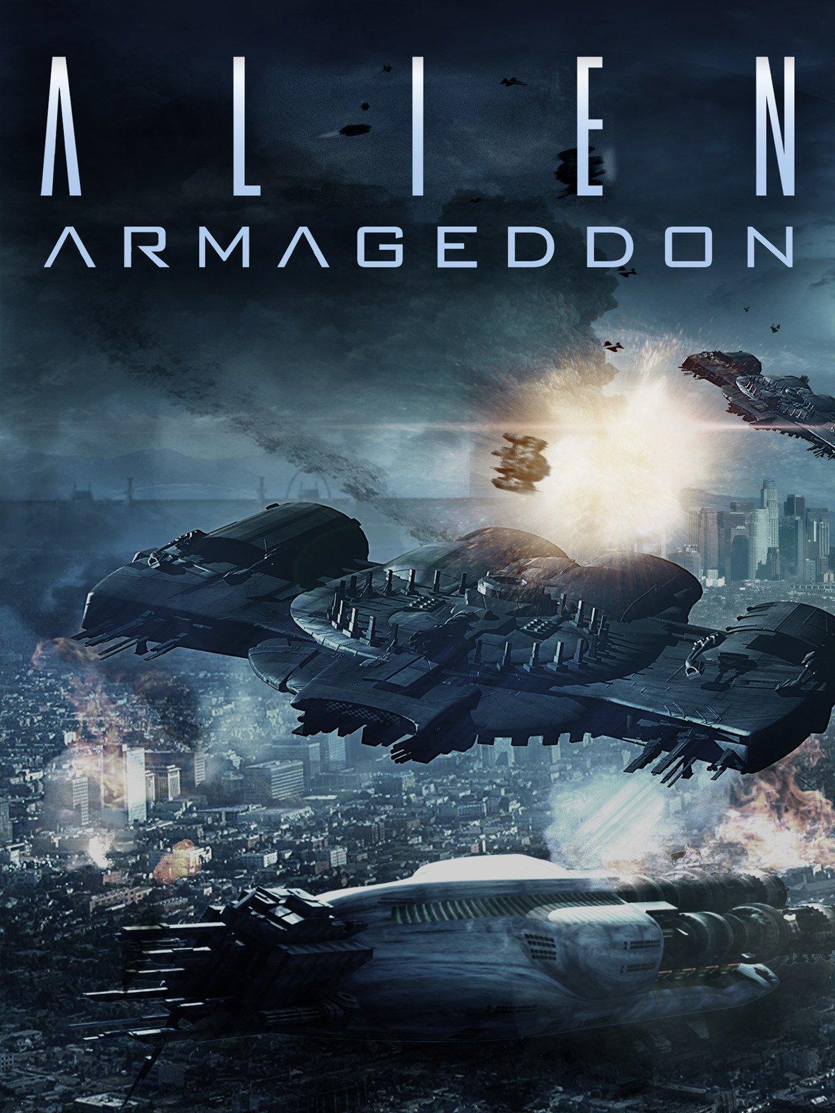 Alien Armageddon: Spaceship Troopers /OV