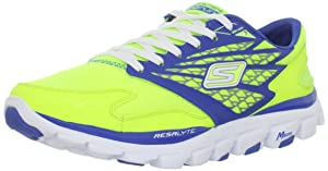 Skechers Go Run Ride, Chaussures de running homme   passe en revue plus d'informations