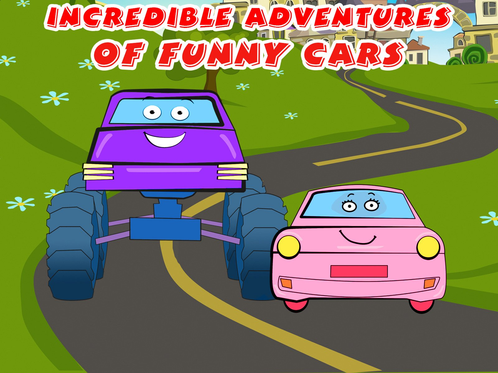 Incredible Adventures of Funny Cars