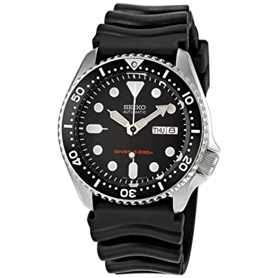 Seiko SKX007 Automatic Dive Watch - the best seiko dive watch ever