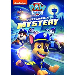 PAW Patrol: Pups Chase a Mystery