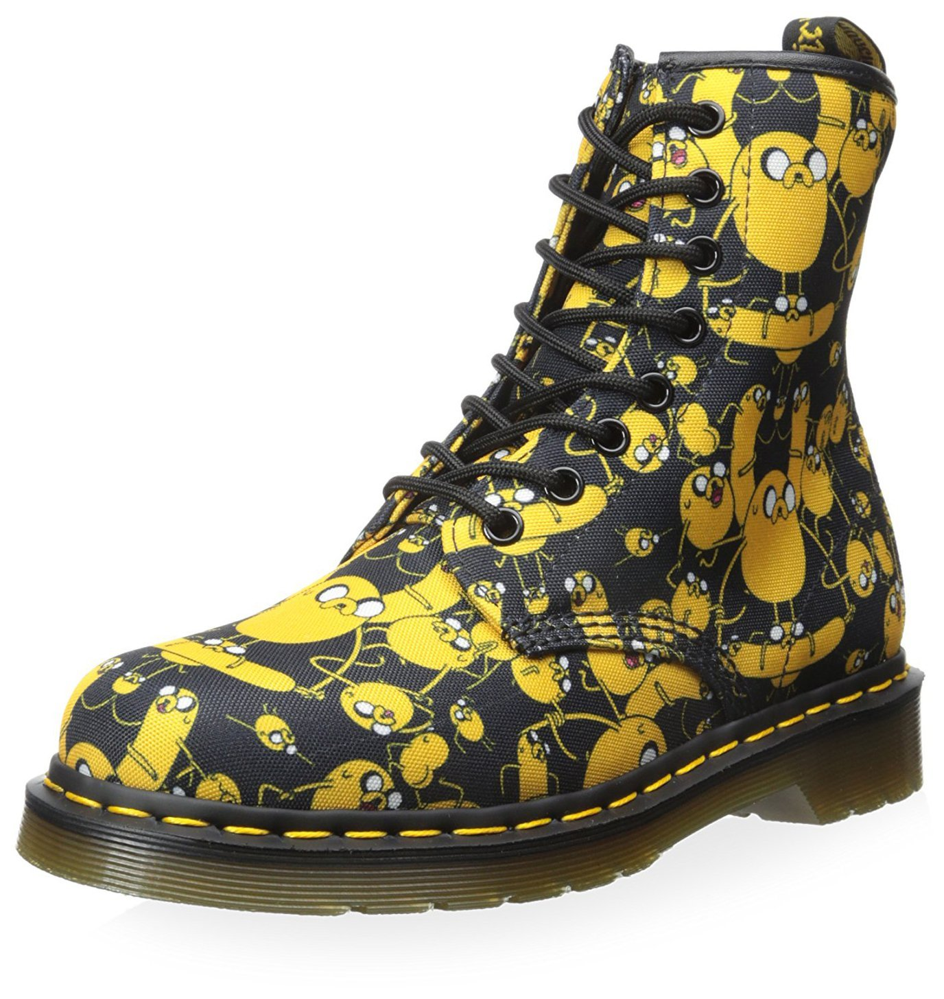 Giầy Dr. Martens Women's Castel 8 Eye Boot - Size 5 US/36 EU