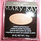 Mary Kay Endless Performance Creme-to-Powder Foundation ~ Ivory 2