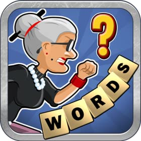 4 pics 1 word,  Word Guess With Angry Gran, (Kindle Tablet Edition)