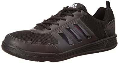 Adidas Men\'s Flo M Black Formal Shoes