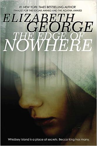 The Edge of Nowhere (Saratoga Woods Book 1)