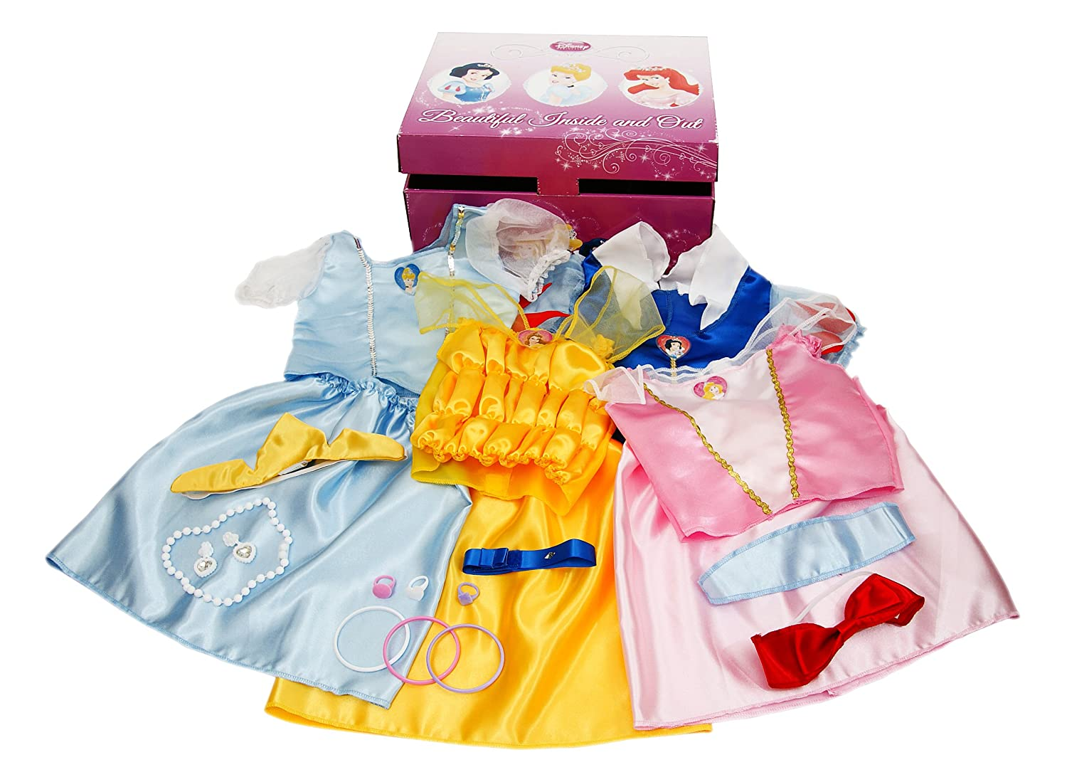 Disney Princesses Games Dress up Disney Princess Dress up Trunk