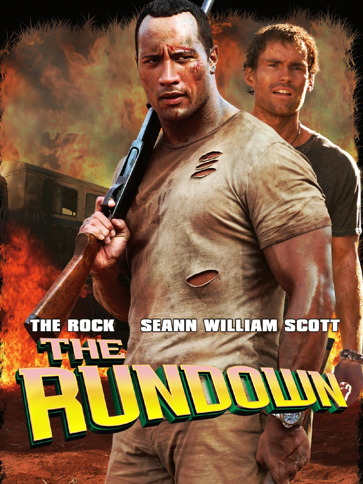 The Rundown on Amazon Prime Video UK