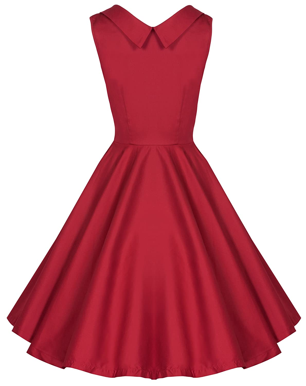 Женское праздничное платье Lindy Bop 'Ophelia' Vintage 1950's Prom Swing Dress