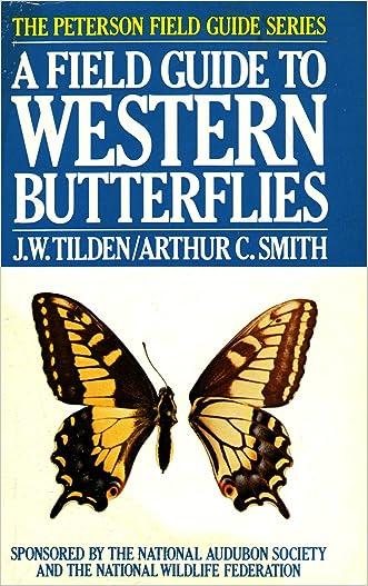 A Field Guide to Western Butterflies (Peterson Field Guide Series)
