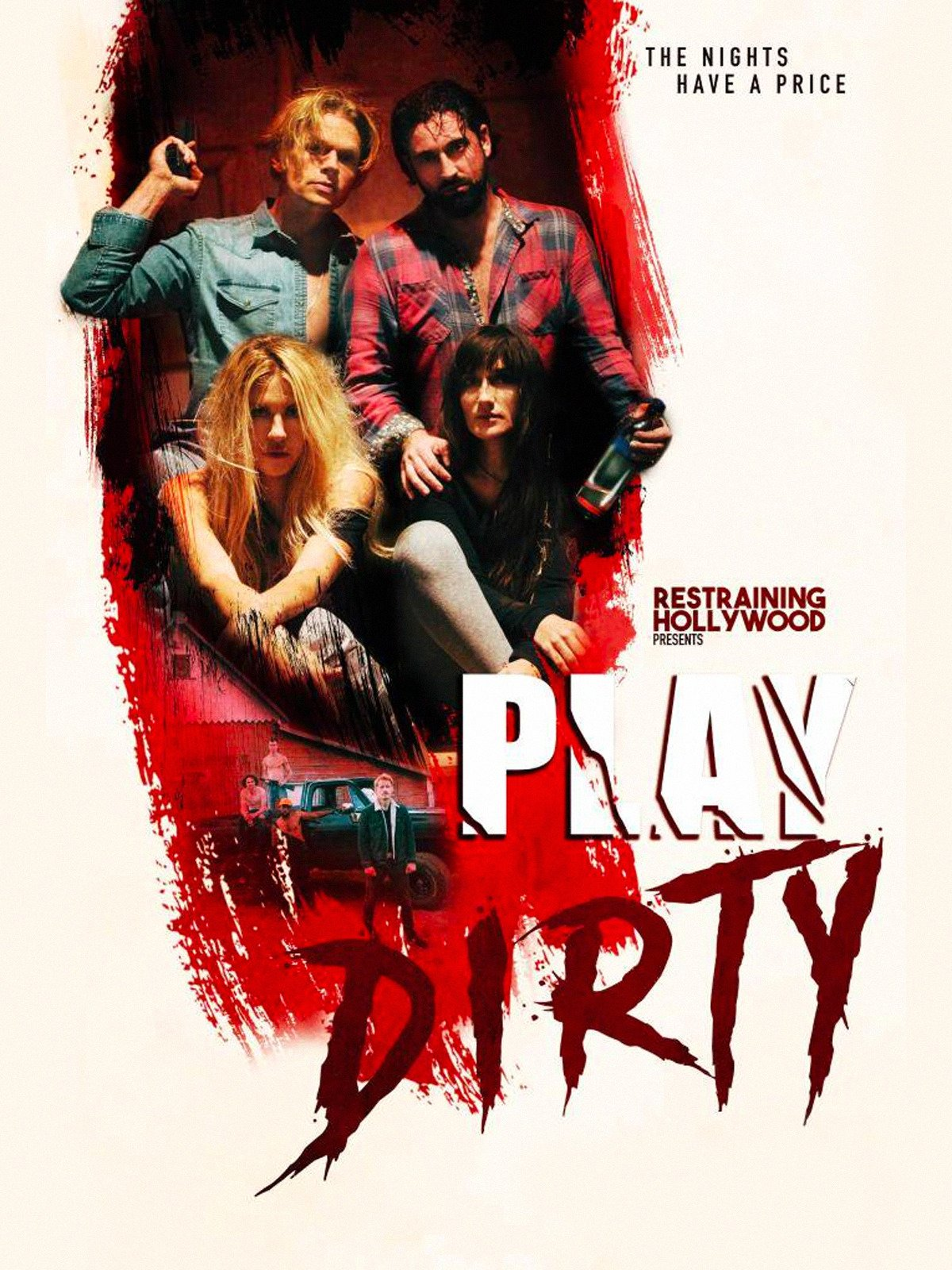 Play Dirty on Amazon Prime Instant Video UK