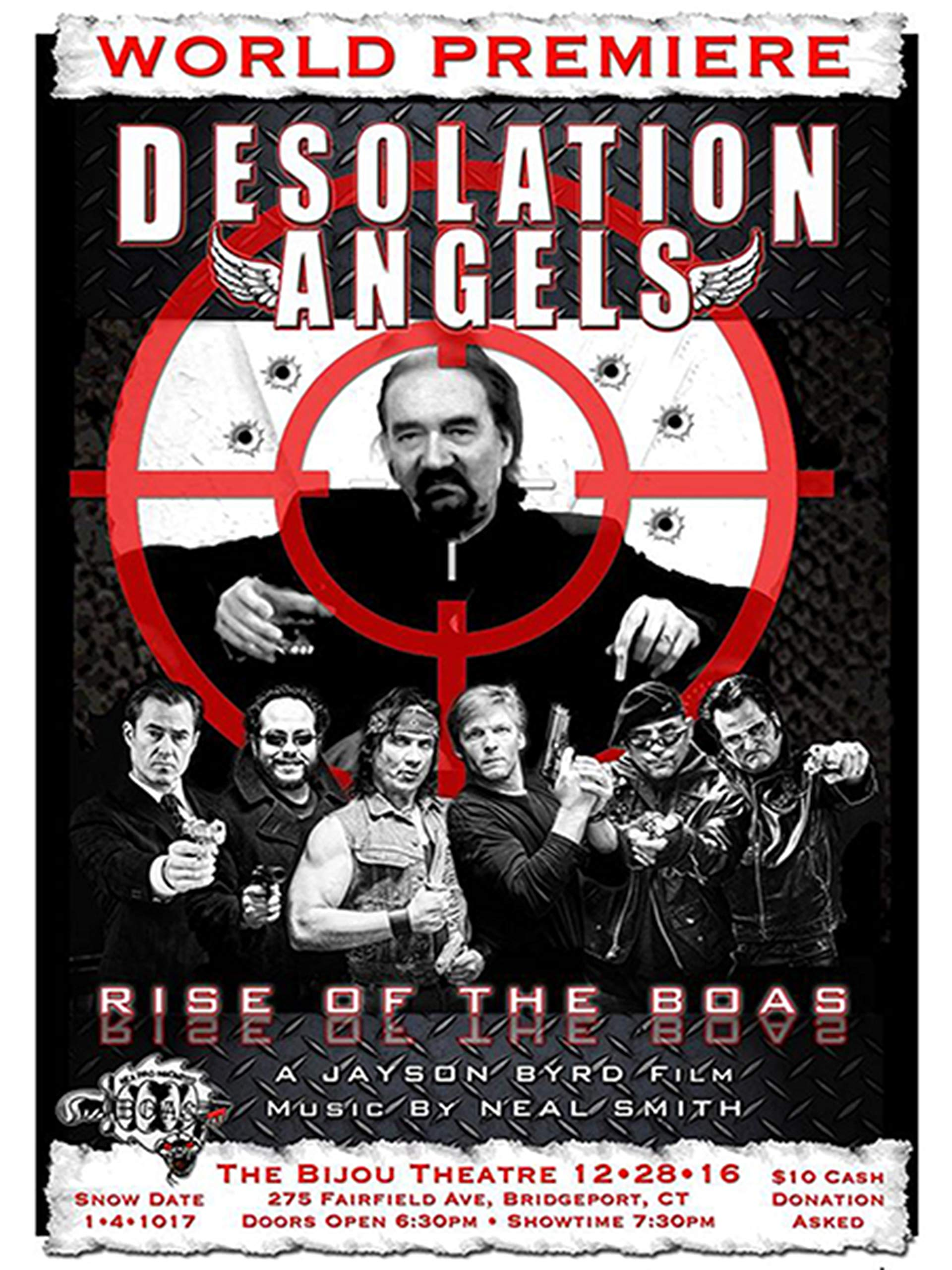 Desolation Angels/Rise of the BOAS