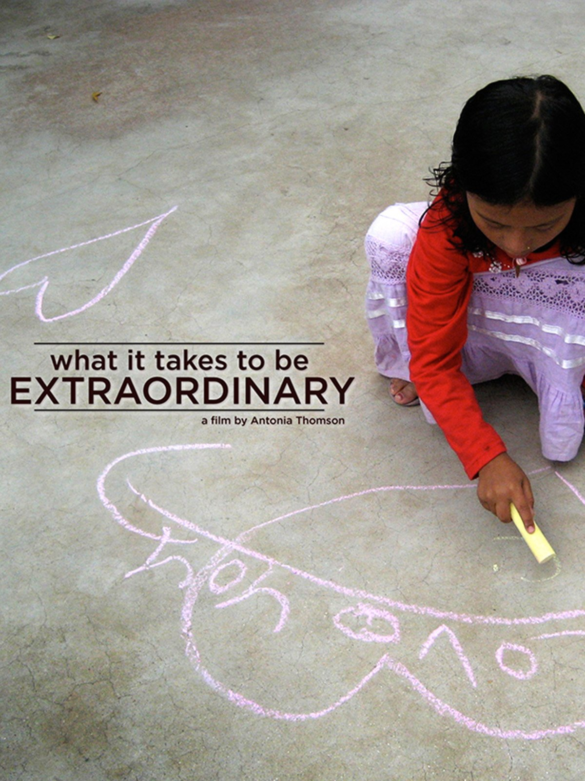 What It Takes To Be Extraordinary