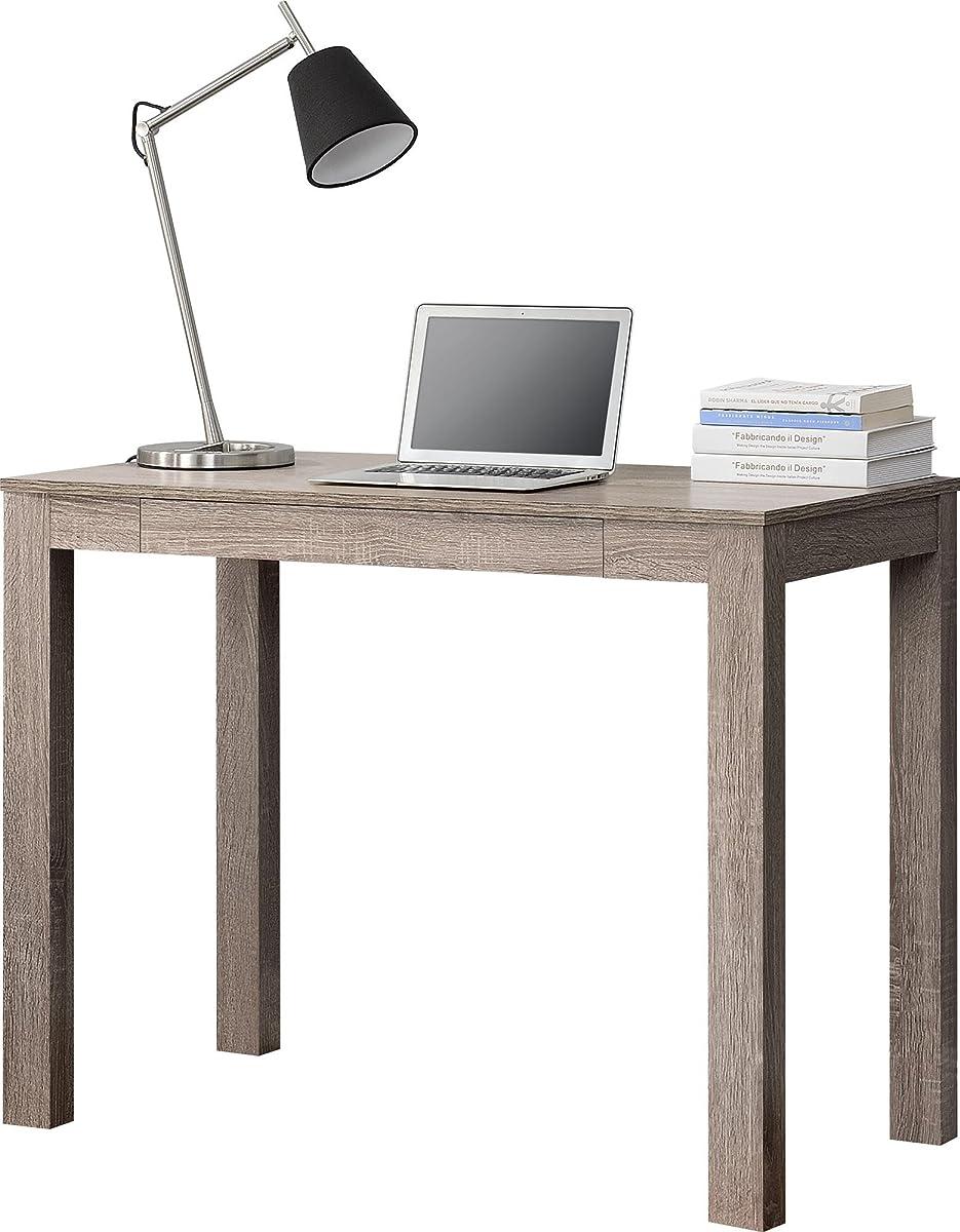 Altra Delilah Parsons Desk With Drawer Sonoma Oak