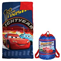 Disney Cars Slumber Duffle Bag