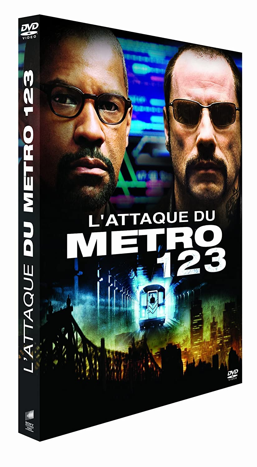 L' Attaque du métro 123 = Taking of pelham 1 2 3 (The) / Tony Scott, Réal. | Scott, Tony. Monteur