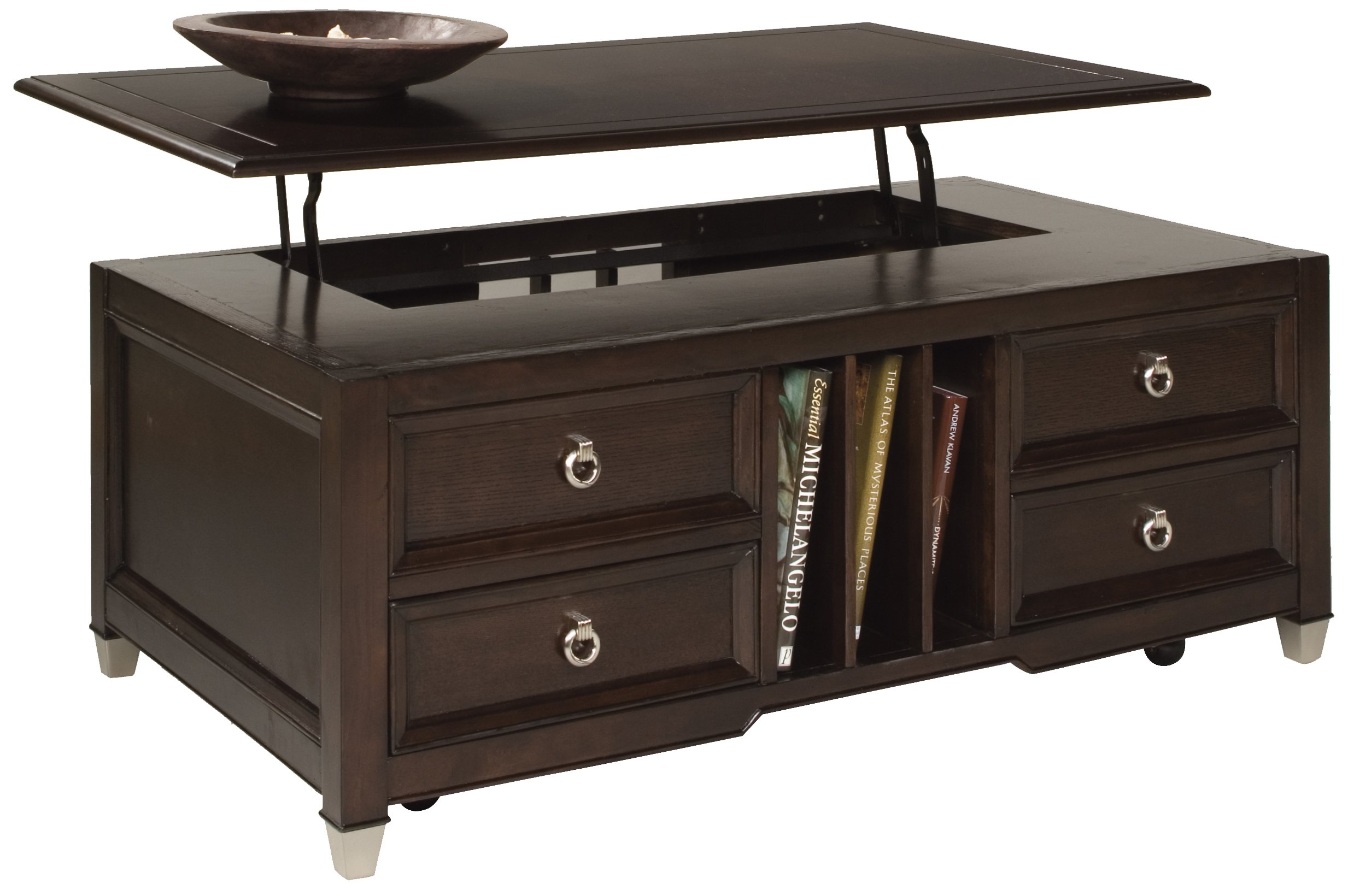 Wood brown Lift Top Coffee Table