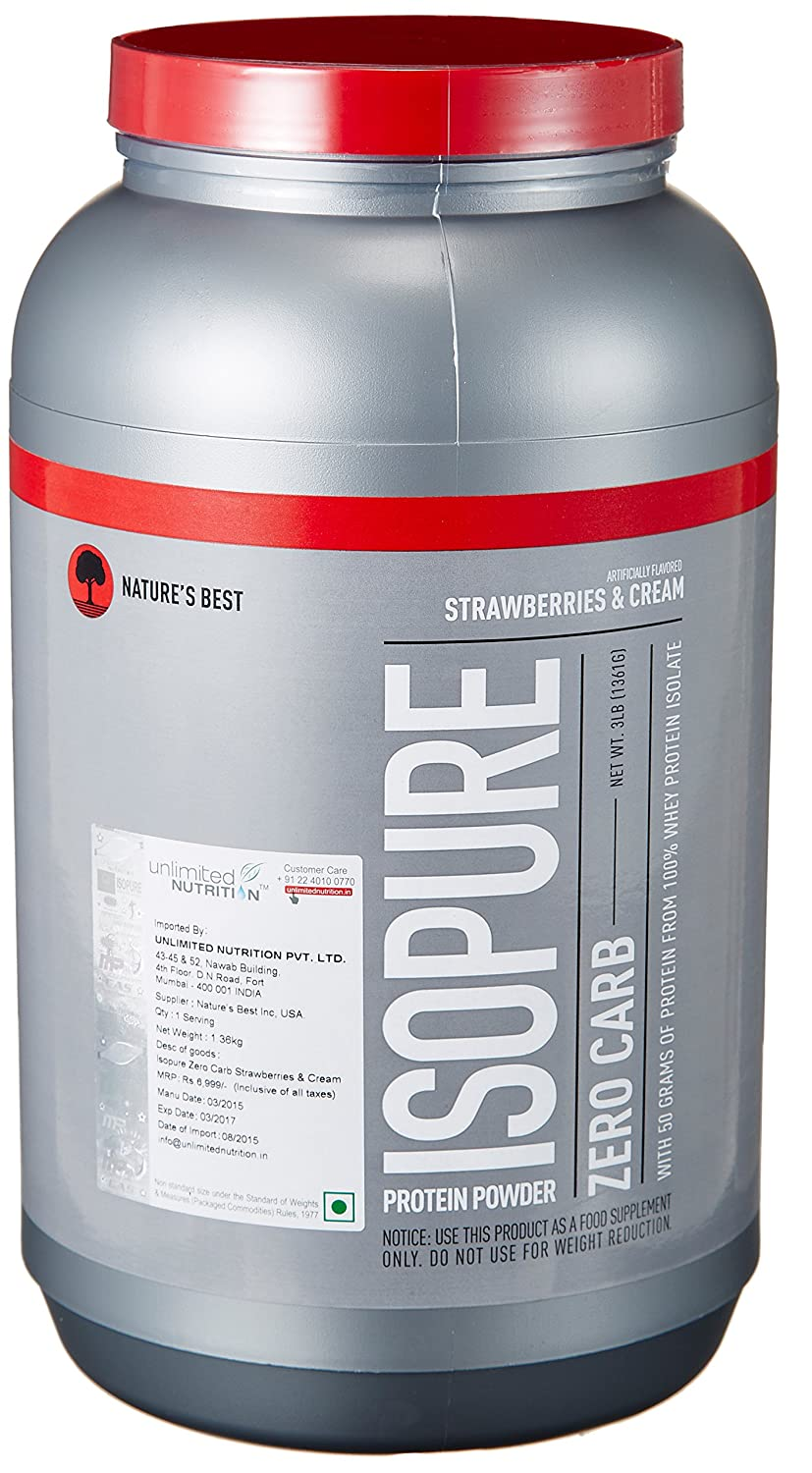 Isopure discount coupons
