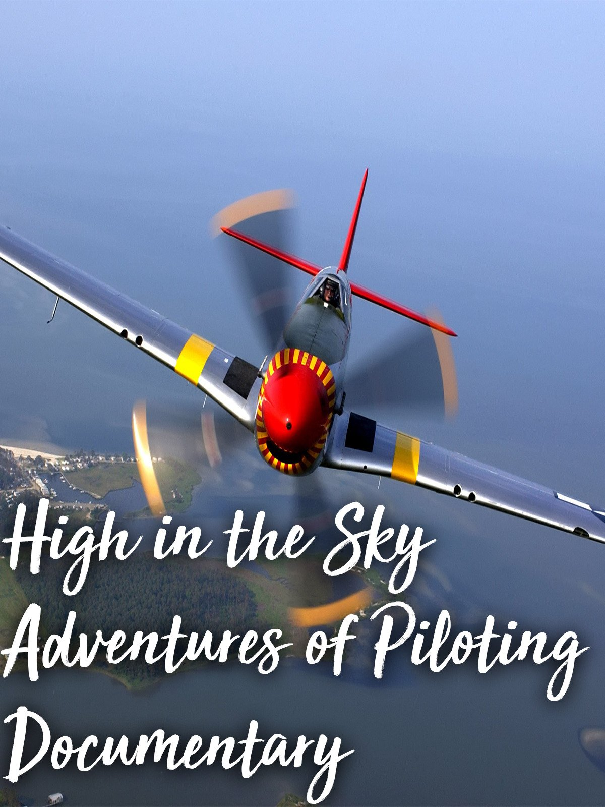 High in the Sky Adventures of Piloting Documentary on Amazon Prime Instant Video UK