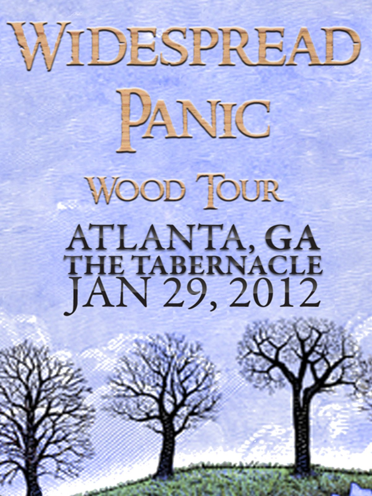 Widespread Panic: Wood Tour - Atlanta, GA The Tabernacle January 29, 2012 on Amazon Prime Instant Video UK