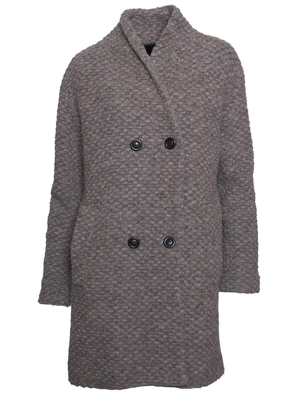 BZR Damen Wollmantel Wintermantel Mantel Winter beige jetzt kaufen