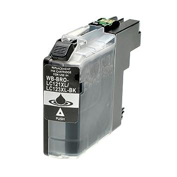 Stehle Filmscheinwerfer set 5 patronen für lc121 lc123 mit chip und