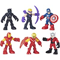 Playskool Super Heroes Captain America Jungle Squad