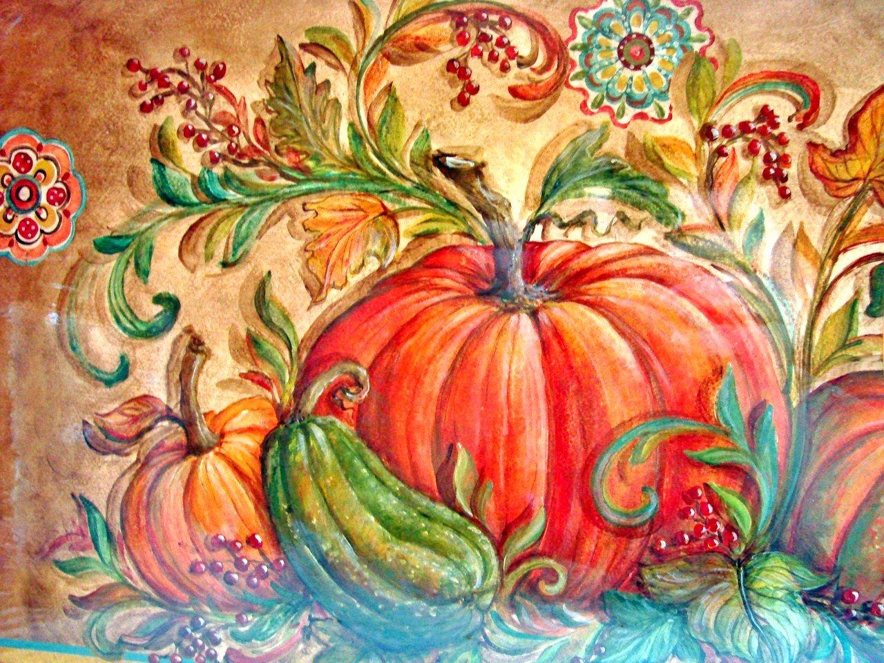 Thanksgiving Pumpkin Placemats Thanksgiving Wikii