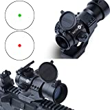 Tacticon Armament Predator V1 Red Dot Sight | Green Dot Sight | VETERAN OWNED | Rifle Optic Reflex Sight