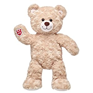 Build A Bear Workshop Happy Hugs Teddy Bear CeleBEARate Birthday Girl Gift Set, 16 inches