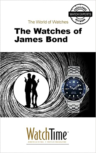 The Watches of James Bond written by WatchTime.com