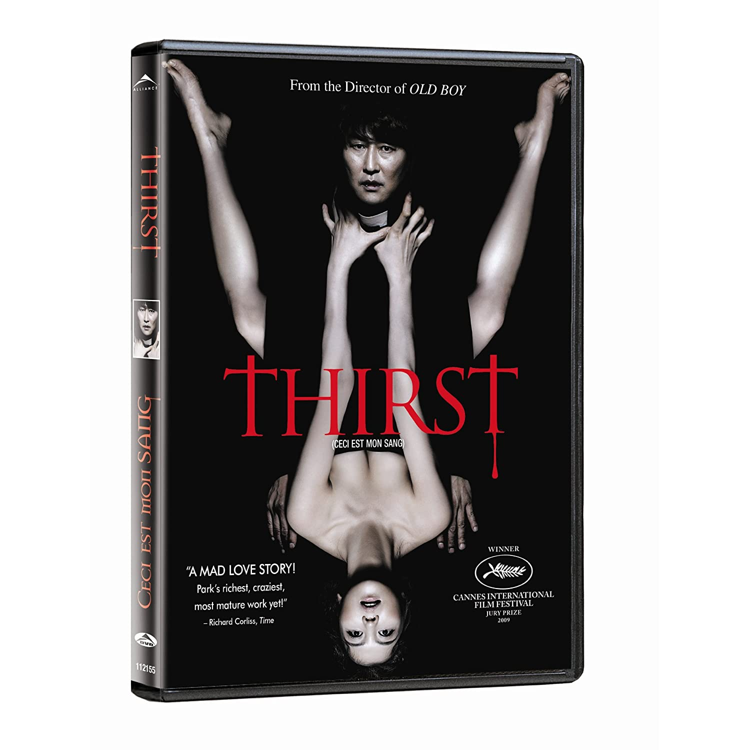 Thirst DVD Cover