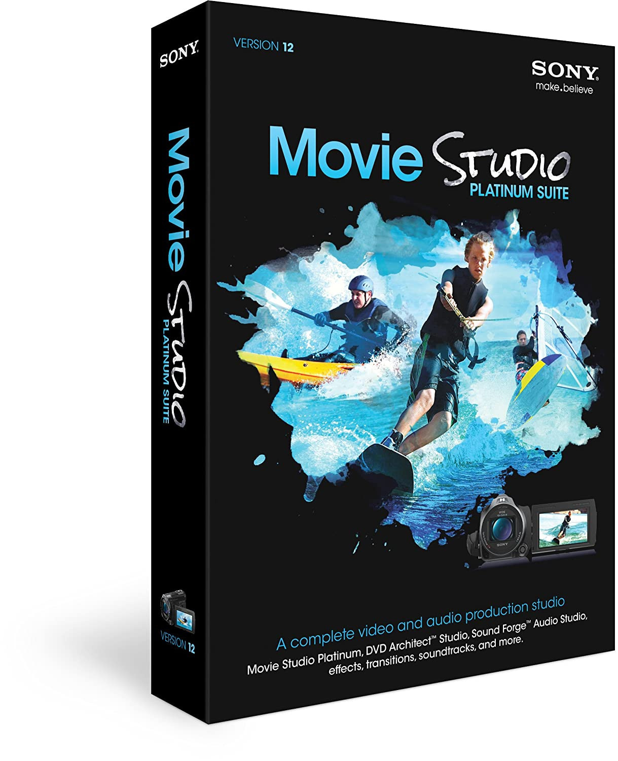 Sony Movie Studio Platinum Suite 12 $59.99