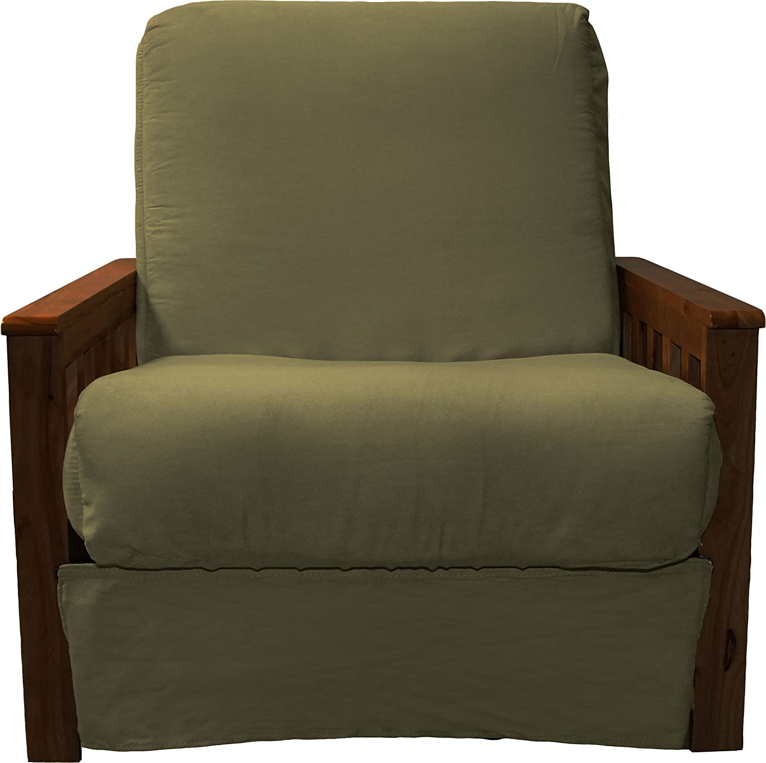 750 Pound Capacity Single Sleeper Chair