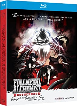 Fullmetal Alchemist Collection Two on Blu-ray