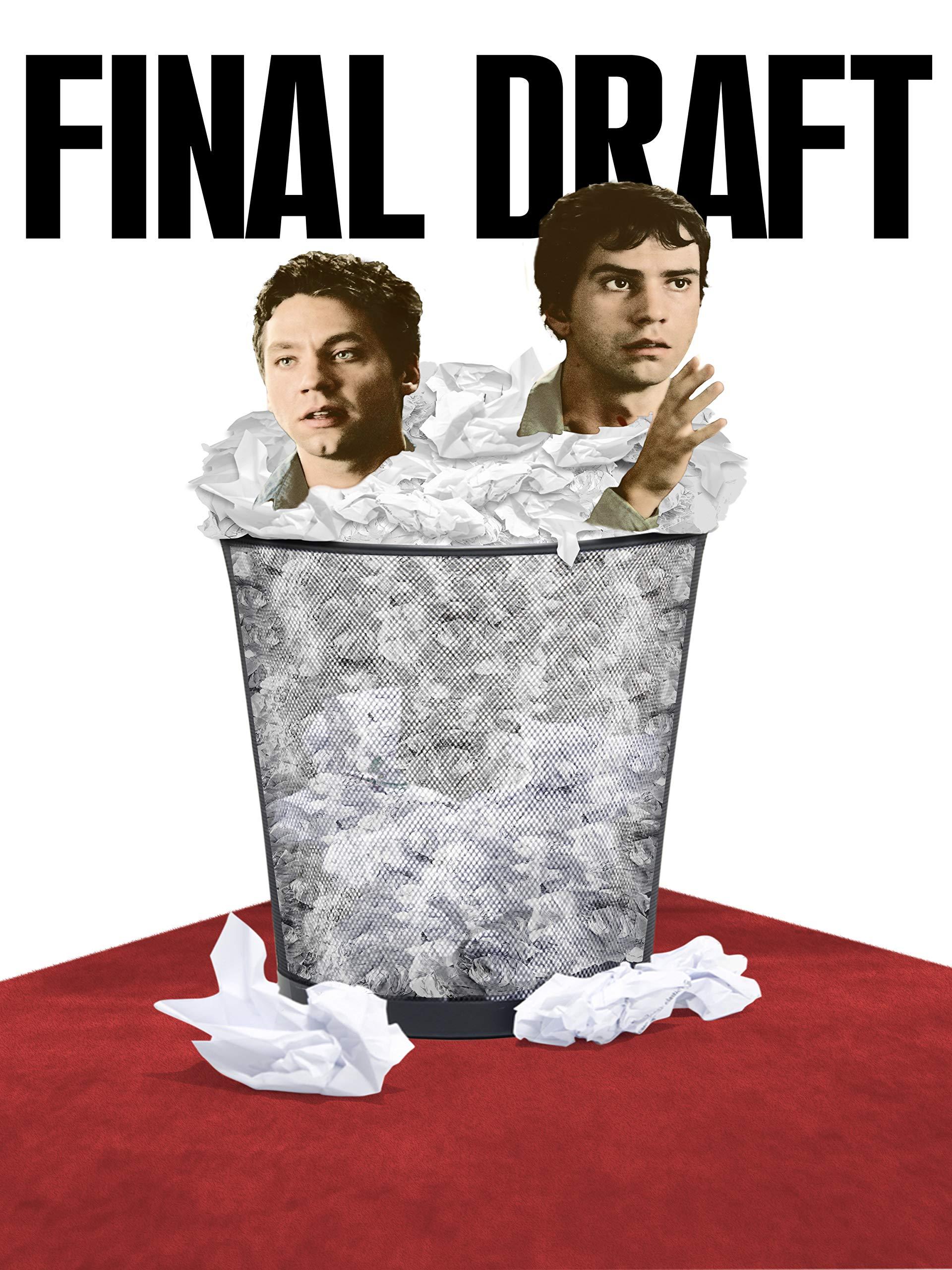 Final Draft on Amazon Prime Video UK
