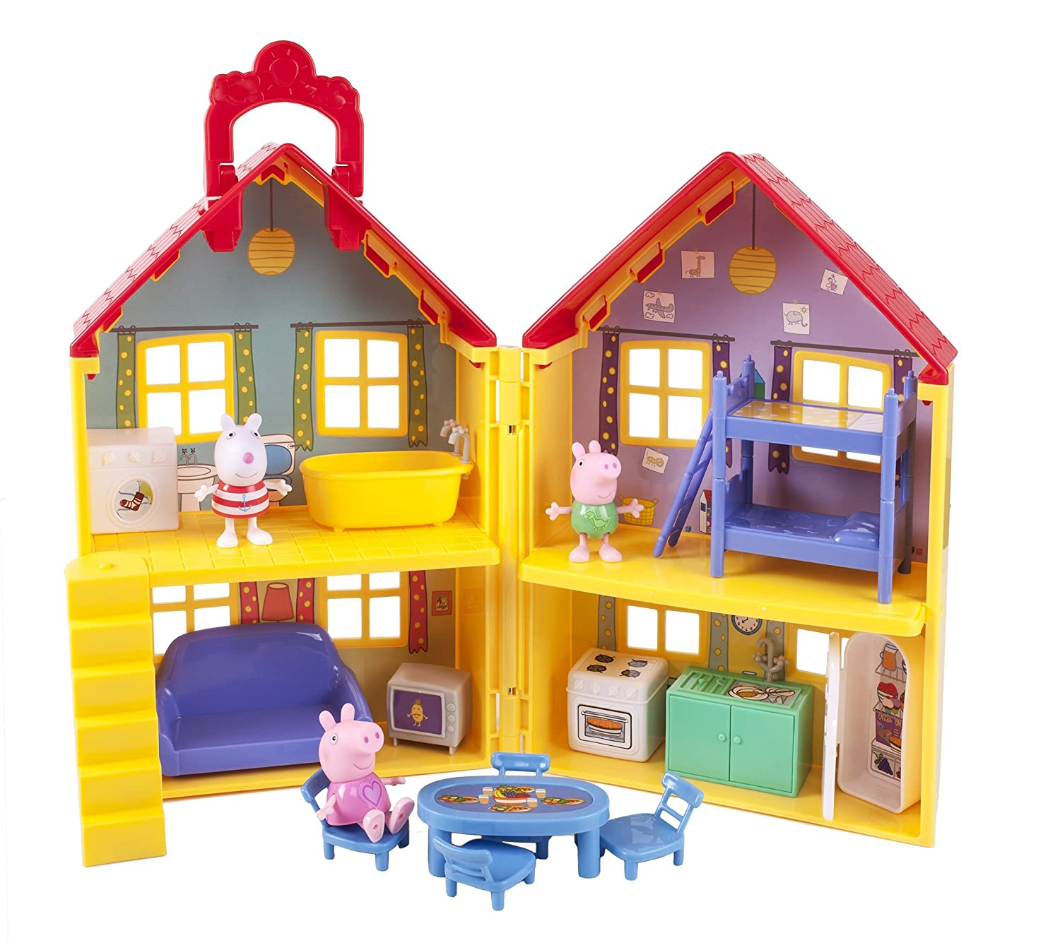 Peppa Pig's Deluxe House Review