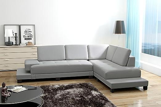 Couch Couchgarnitur Sofa Polsterecke BELLA Wohnlandschaft mit Schlaffunktion