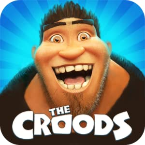 The Croods by Rovio Entertainment Ltd.