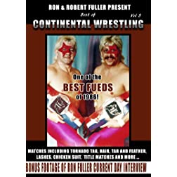 Best Of Continental Wrestling Vol 5