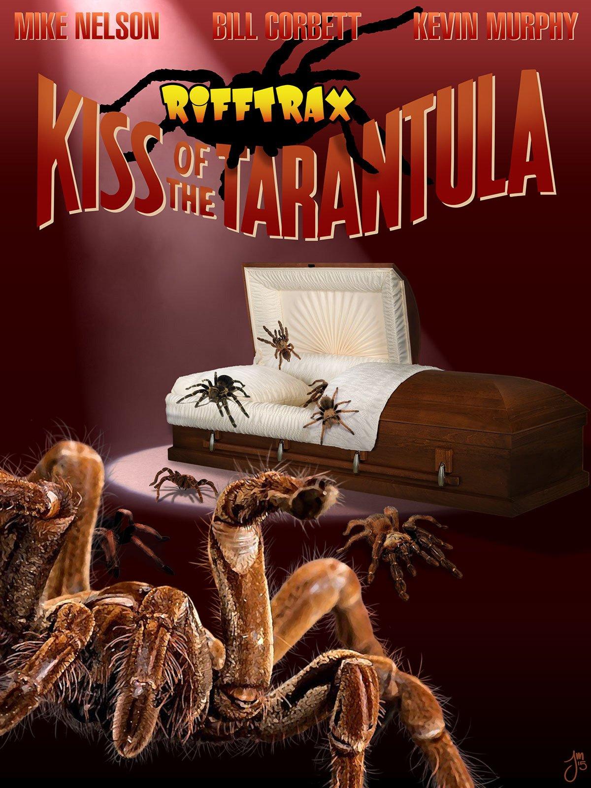 RiffTrax: Kiss Of The Tarantula