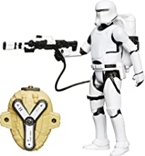 Star Wars The Force Awakens 375-Inch Figure Desert Mission Flametrooper