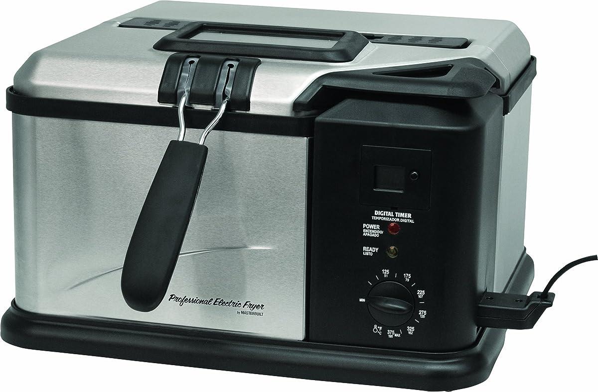 Masterbuilt20010610 Indoor Electric Fish Fryer