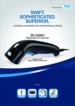 TVSE BSI 100N BARCODE SCANNER available at Amazon for Rs.2209