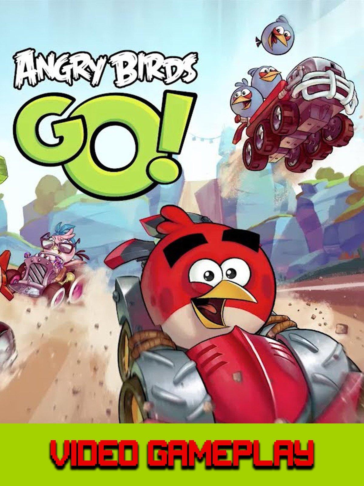 Clip: Angry Birds Go!