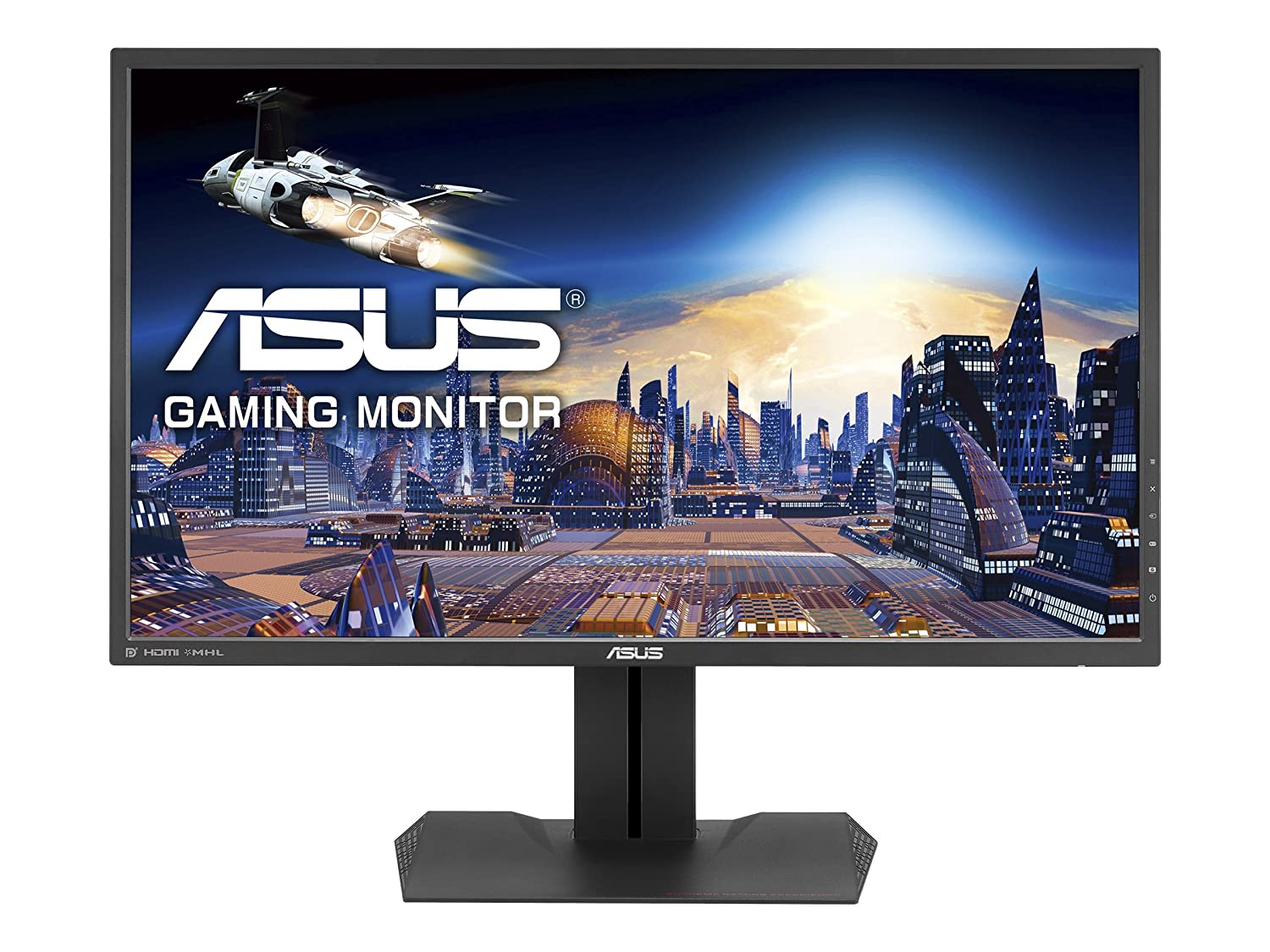 "ASUS MG279Q 27"" QHD Monitor Best High Resolution Monitor"