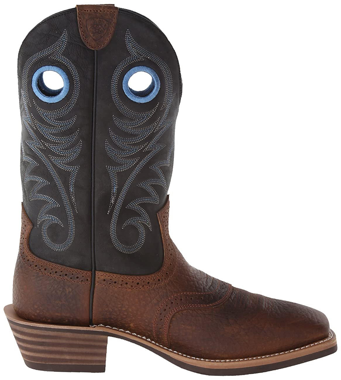 Ariat Men's Heritage Roughstock Western Cowboy Boot 5