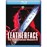 Leatherface: The Texas Chainsaw Massacre III (1990) [Blu-ray]