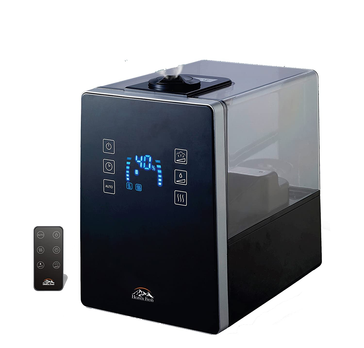 Heaven Fresh HF710 Digital Ultrasonic Cool & Warm Mist Humidifier online bestellen
